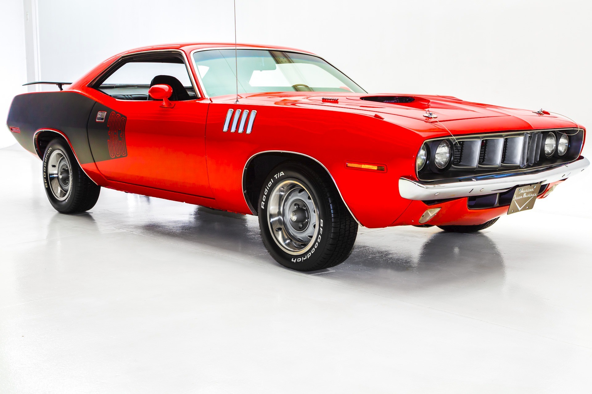 Used Cars Des Moines >> 1971 Plymouth Cuda Big Block 383 New Paint