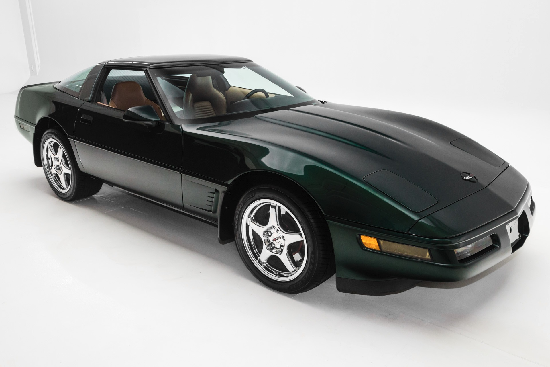 1996 Chevrolet Corvette Removable top LT1 - American Dream ...