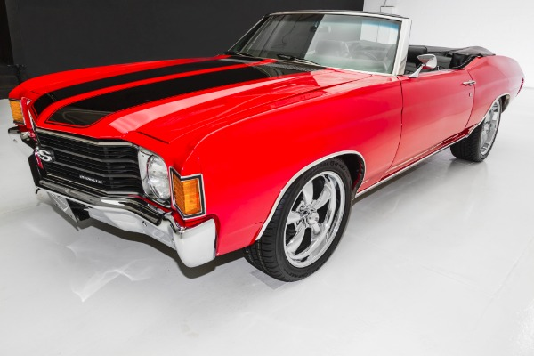 For Sale Used 1972 Chevrolet Chevelle with SS Options 350 Auto | American Dream Machines Des Moines IA 50309