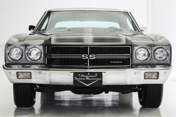 For Sale Used 1970 Chevrolet Chevelle SS #'s Match 396 4-speed | American Dream Machines Des Moines IA 50309