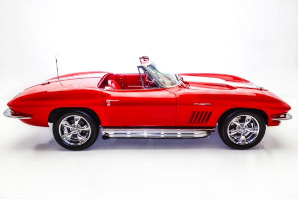 For Sale Used 1963 Chevrolet Corvette 468/550  Street Beast | American Dream Machines Des Moines IA 50309
