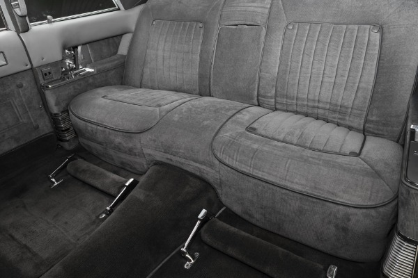 For Sale Used 1965 Cadillac Limousine Shadow Gray A/C | American Dream Machines Des Moines IA 50309
