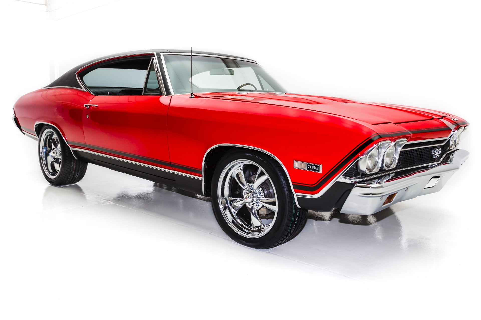 1968 Chevrolet Chevelle 4-Speed SS Options