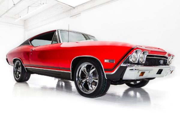 For Sale Used 1968 Chevrolet Chevelle 4-Speed SS Options | American Dream Machines Des Moines IA 50309