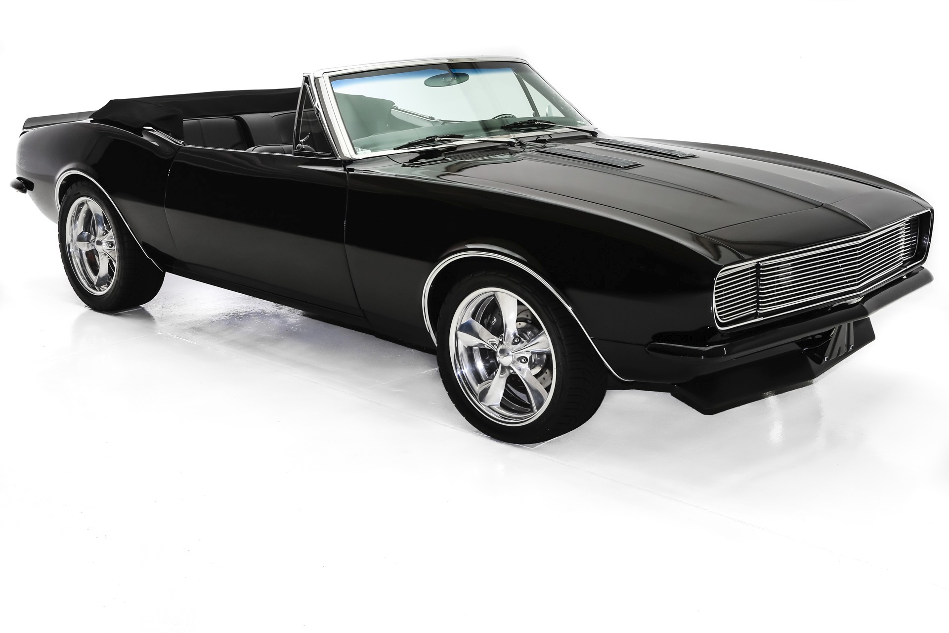 For Sale Used 1967 Chevrolet Camaro Convertible Pro-Tour | American Dream Machines Des Moines IA 50309