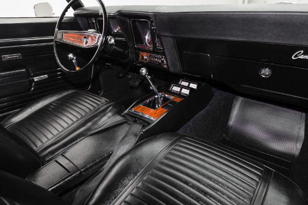 For Sale Used 1969 Chevrolet Camaro Z28 X-77 Pedigree car | American Dream Machines Des Moines IA 50309