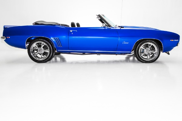 For Sale Used 1969 Chevrolet Camaro Convertible ZZ4 5-Speed | American Dream Machines Des Moines IA 50309