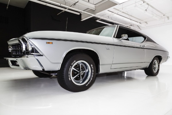 For Sale Used 1969 Chevrolet Chevelle Rotisserie, SS options | American Dream Machines Des Moines IA 50309