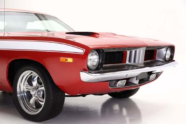 For Sale Used 1972 Plymouth Barracuda  | American Dream Machines Des Moines IA 50309