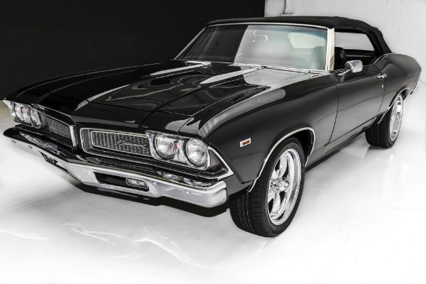 For Sale Used 1969 Pontiac Beaumont Convertible Black Rare!!! | American Dream Machines Des Moines IA 50309