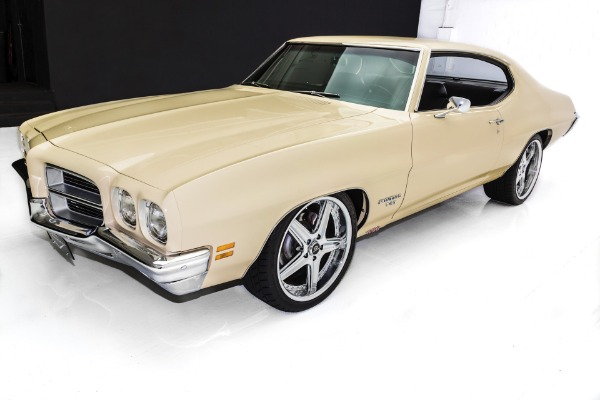 For Sale Used 1971 Pontiac T37 VERY RARE 540/690HP 5 Speed A/C | American Dream Machines Des Moines IA 50309