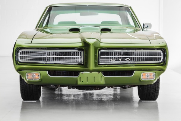 For Sale Used 1969 Pontiac GTO 400 Auto Real 242 GTO | American Dream Machines Des Moines IA 50309