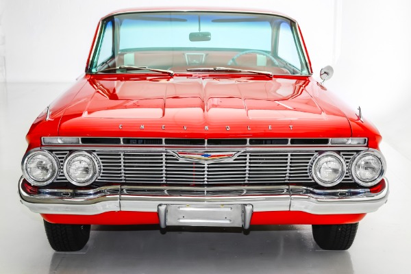 For Sale Used 1961 Chevrolet Impala 283 Auto, Disc Brakes | American Dream Machines Des Moines IA 50309