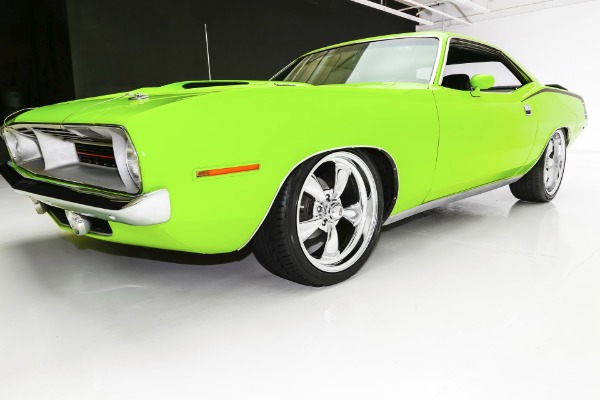 For Sale Used 1970 Plymouth Cuda 383 Pistol Grip 4 Speed | American Dream Machines Des Moines IA 50309
