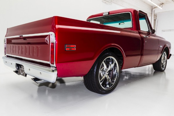 For Sale Used 1971 Chevrolet Pickup Cheyenne Frame-Off 454 A/C | American Dream Machines Des Moines IA 50309