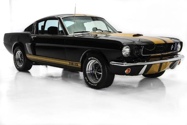 1966 Ford Mustang Hertz Replica Rotisserie Car