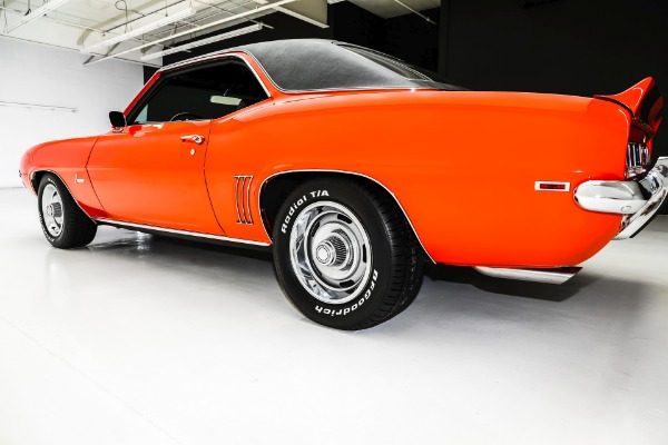 For Sale Used 1969 Chevrolet Camaro Z28 #'s Match DZ 302 | American Dream Machines Des Moines IA 50309