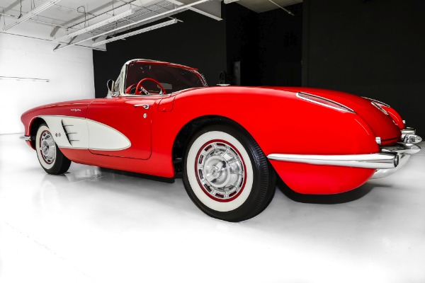 For Sale Used 1959 Chevrolet Corvette Fuelie Frame-off 1 of 745 | American Dream Machines Des Moines IA 50309