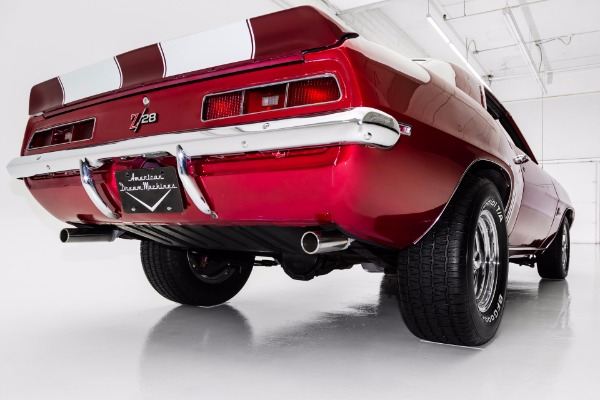 For Sale Used 1969 Chevrolet Camaro Brandywine 383/400+hp | American Dream Machines Des Moines IA 50309