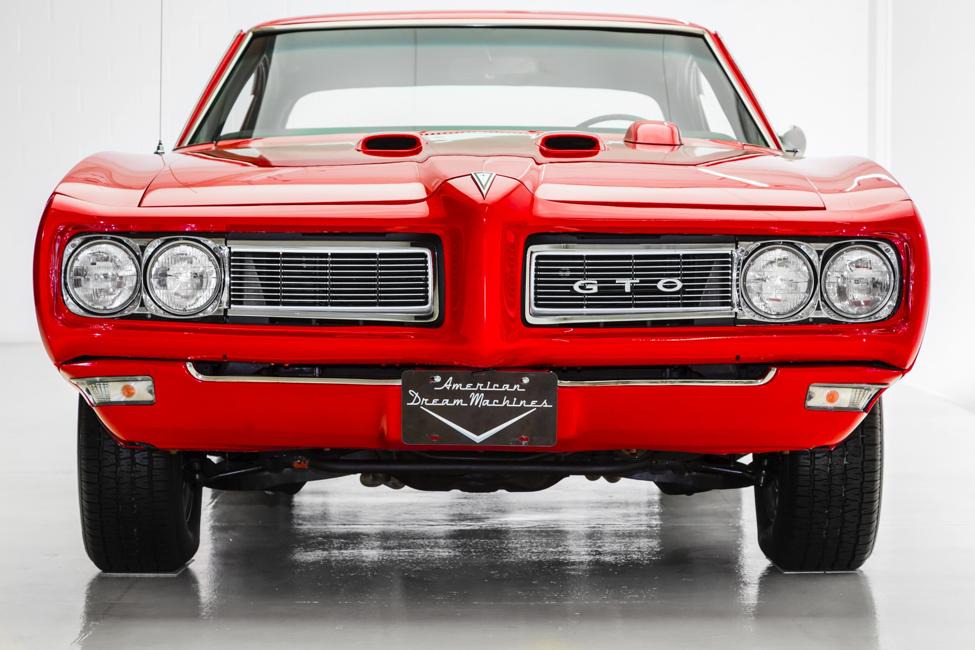 For Sale Used 1968 Pontiac GTO 455 4 Speed  PHS | American Dream Machines Des Moines IA 50309