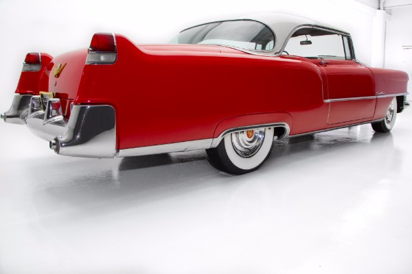 For Sale Used 1955 Cadillac Coupe Deville Very Well Preserved Survivor, | American Dream Machines Des Moines IA 50309