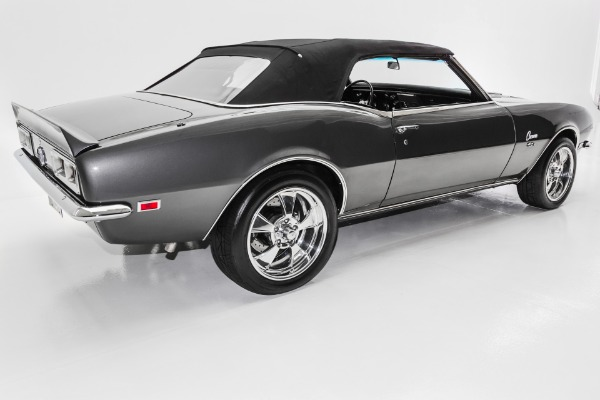 For Sale Used 1968 Chevrolet Camaro Convertible RS 4-Speed | American Dream Machines Des Moines IA 50309