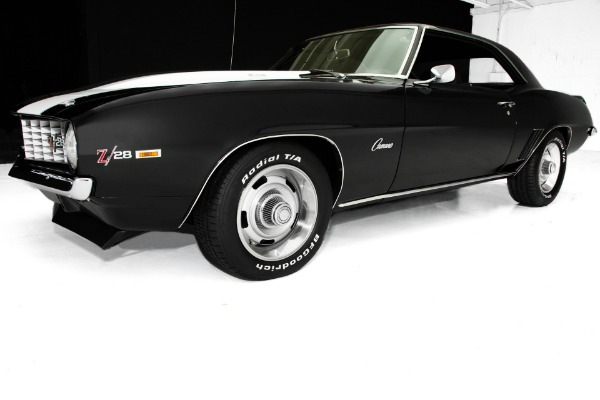 For Sale Used 1969 Chevrolet Camaro Z28 Highly Optioned X-33 | American Dream Machines Des Moines IA 50309