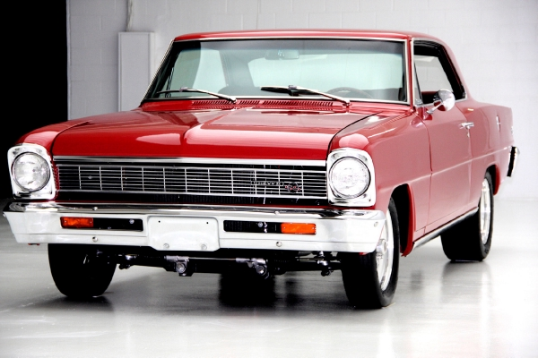 For Sale Used 1966 Chevrolet Chevy II Nova SS Pro Street 400ci | American Dream Machines Des Moines IA 50309