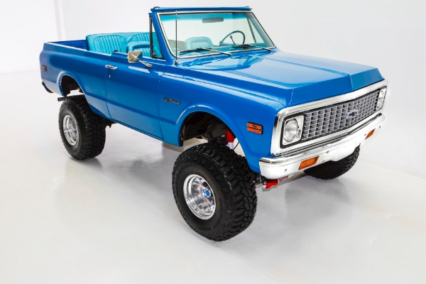 For Used 1972 Chevrolet K5 Blazer Convertible A C American Dream Machines Des