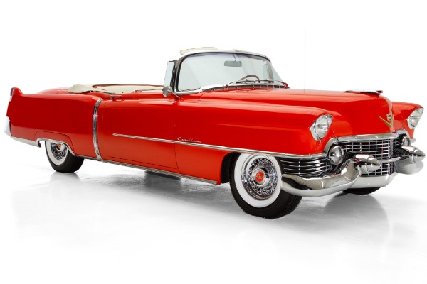 1954 Cadillac Series 62 Convertible Gorgeous!!!