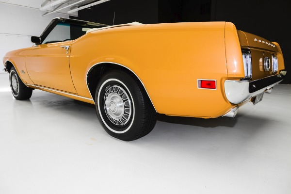 For Sale Used 1970 Ford Mustang Convertible Amazing!!! | American Dream Machines Des Moines IA 50309
