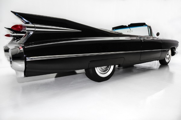 1959 Cadillac Series 62 Convertible Frame-Off