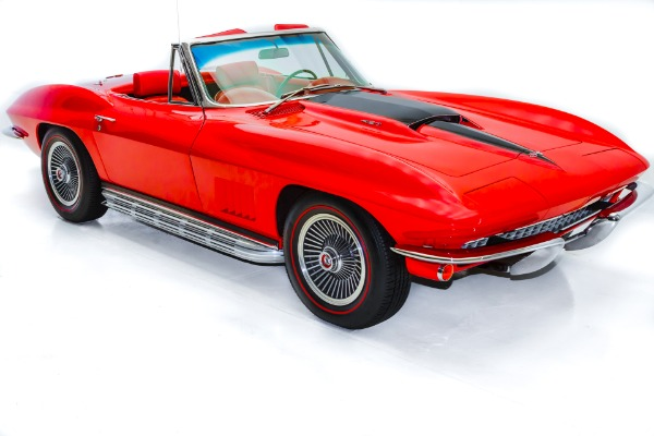 1967 Chevrolet Corvette Convertible #'s Matching