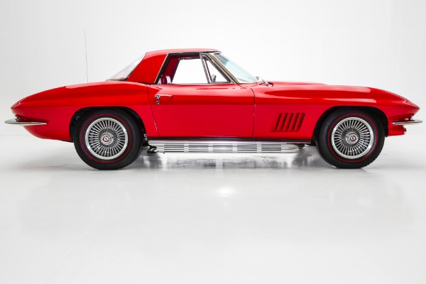 For Sale Used 1967 Chevrolet Corvette Convertible #'s Match | American Dream Machines Des Moines IA 50309