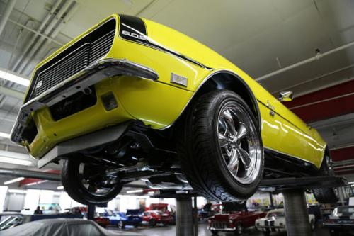 For Sale Used 1968 Chevrolet Camaro convertible RS/SS convertible | American Dream Machines Des Moines IA 50309