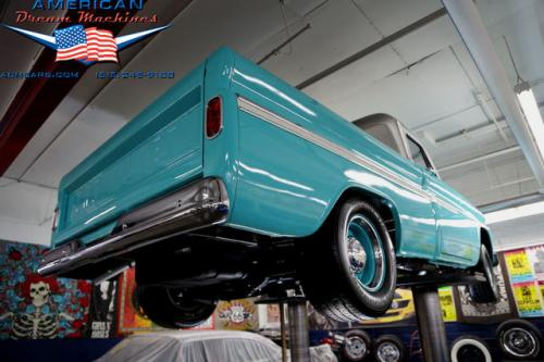 For Sale Used 1965 Chevrolet Pickup Fleetside Short Box  Pickup Big block 468 | American Dream Machines Des Moines IA 50309
