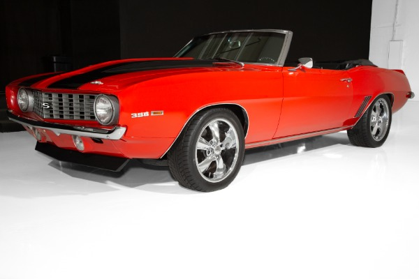 For Sale Used 1969 Chevrolet Camaro 4-Speed 396/475hp | American Dream Machines Des Moines IA 50309