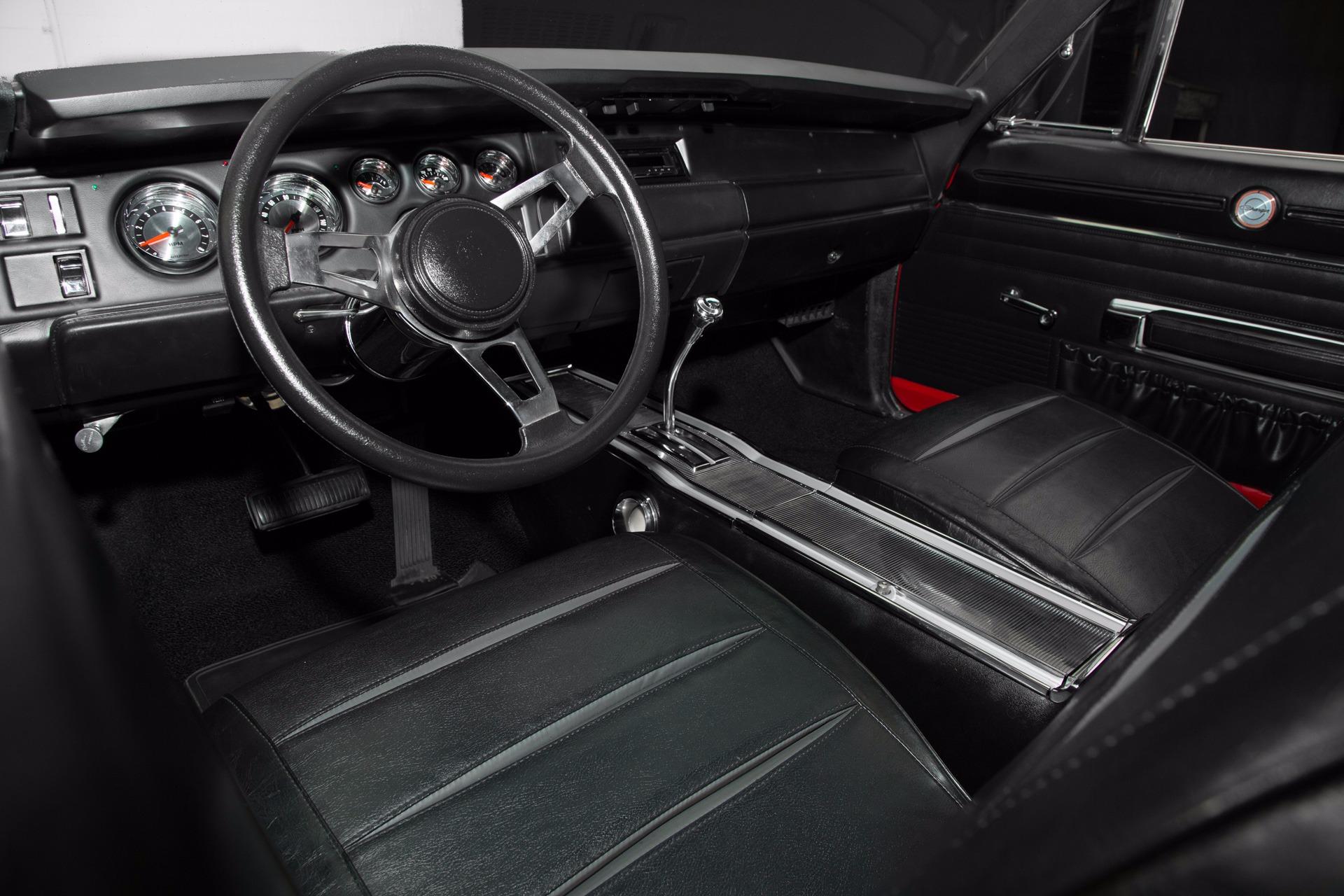 1968 Dodge Charger Hemi 615hp Rotisserie Resto Stock 3977 357 White Used St Petersburg Fl