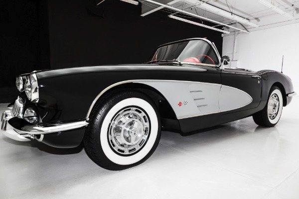 For Sale Used 1960 Chevrolet Corvette Frame Off ZZ4 & #'s 283 | American Dream Machines Des Moines IA 50309