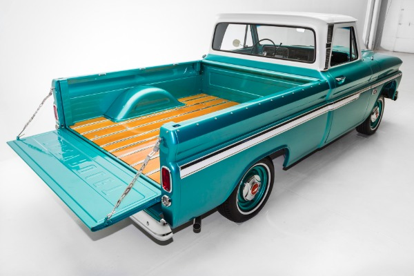 For Sale Used 1966 Chevrolet Pickup C10, 283, Frame Off | American Dream Machines Des Moines IA 50309