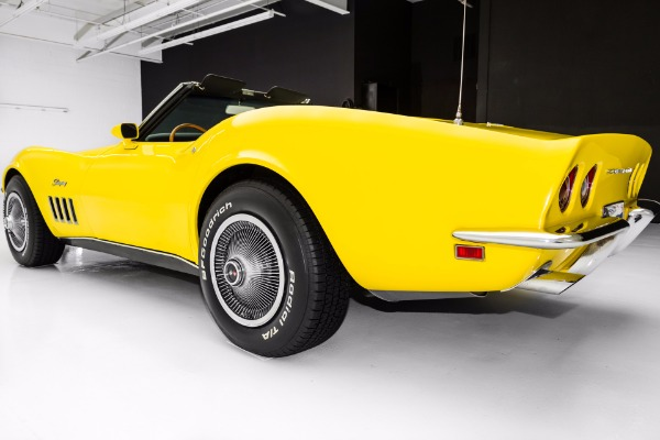 For Sale Used 1969 Chevrolet Corvette Loaded! AC  Reciepts | American Dream Machines Des Moines IA 50309