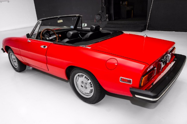 For Sale Used 1977 Alfa Romeo 2000 Veloce Spider Sports Car | American Dream Machines Des Moines IA 50309