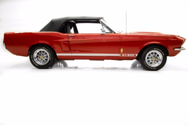 1967 Ford Mustang Shelby Options 427ci 4-Speed -