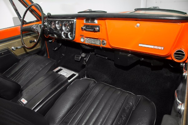 For Sale Used 1972 Chevrolet Blazer Black Top 350 4WD AC | American Dream Machines Des Moines IA 50309
