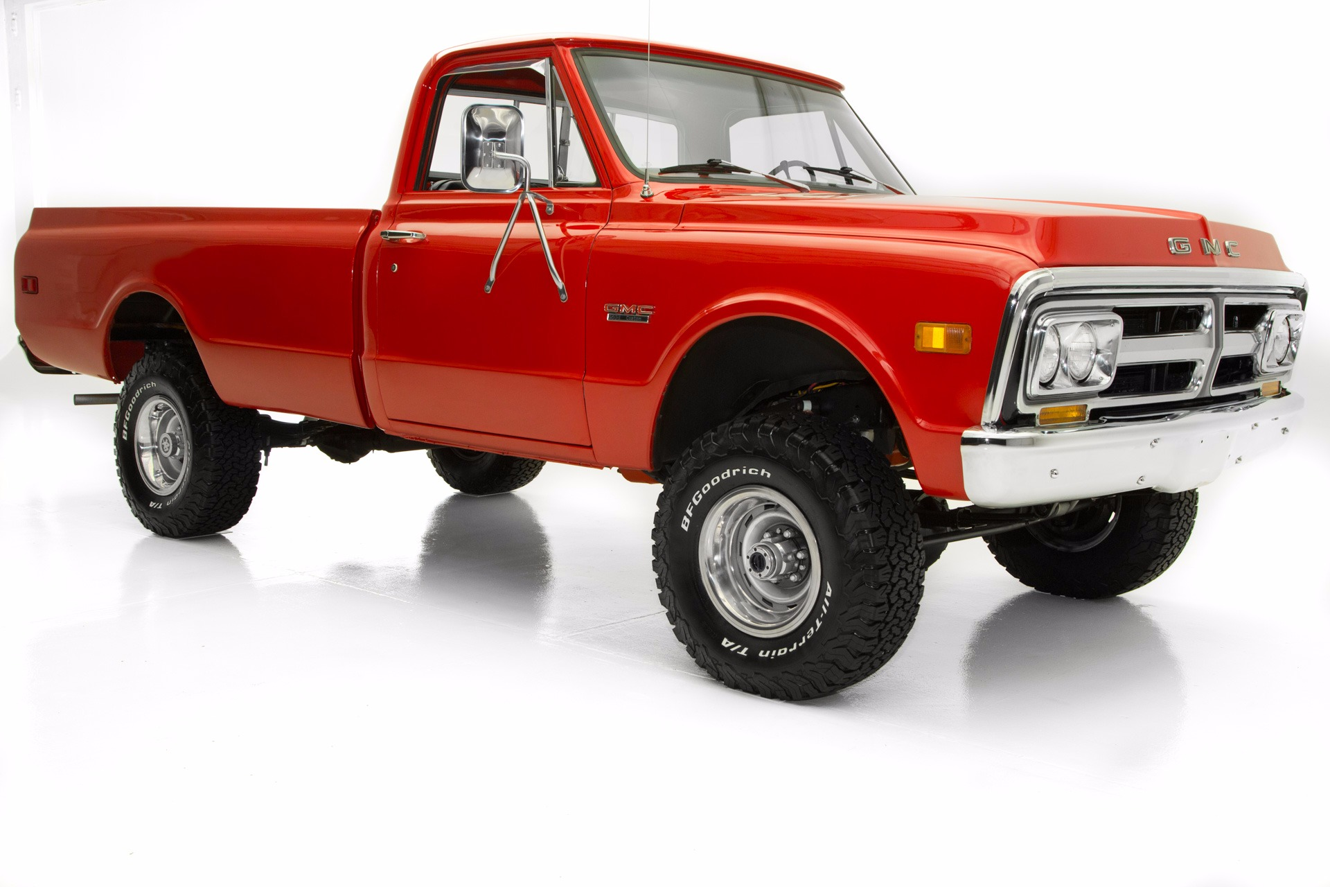 1972 GMC Pickup 4WD, Fresh restoration, Great Truck (WHOLESALE ...