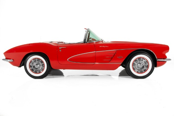1961 Chevrolet Corvette #s Matching Fuelie