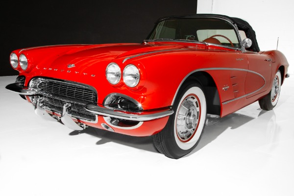 For Sale Used 1961 Chevrolet Corvette #s Matching Fuelie | American Dream Machines Des Moines IA 50309