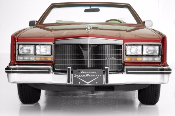 For Sale Used 1984 Cadillac Eldorado Biarritz 55k Miles,  Loaded!!!! | American Dream Machines Des Moines IA 50309