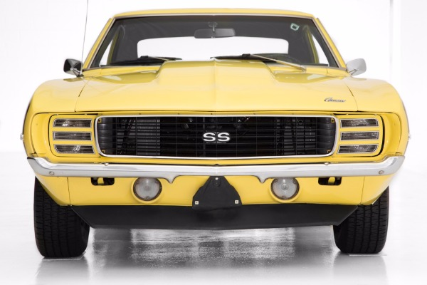 For Sale Used 1969 Chevrolet Camaro True Rally Sport | American Dream Machines Des Moines IA 50309