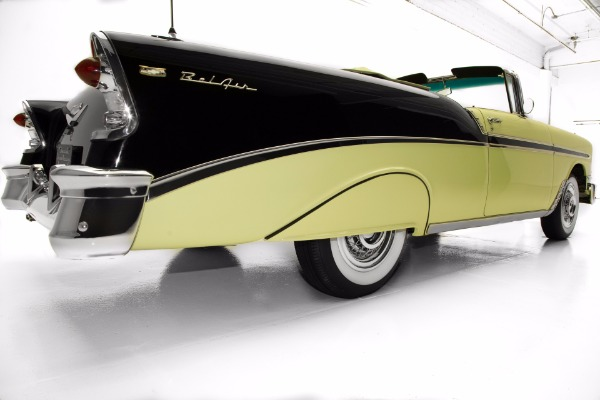1956 Chevrolet Bel Air Convertible Frame-Off